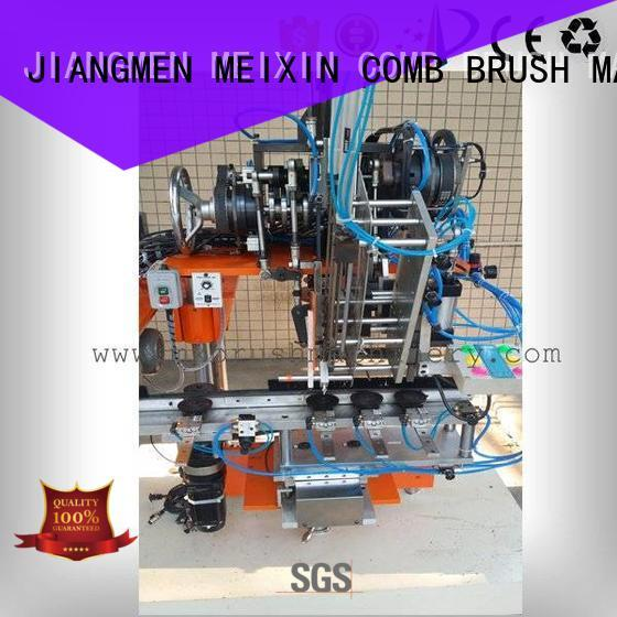 MEIXIN professional broom tufting machine customized for industry