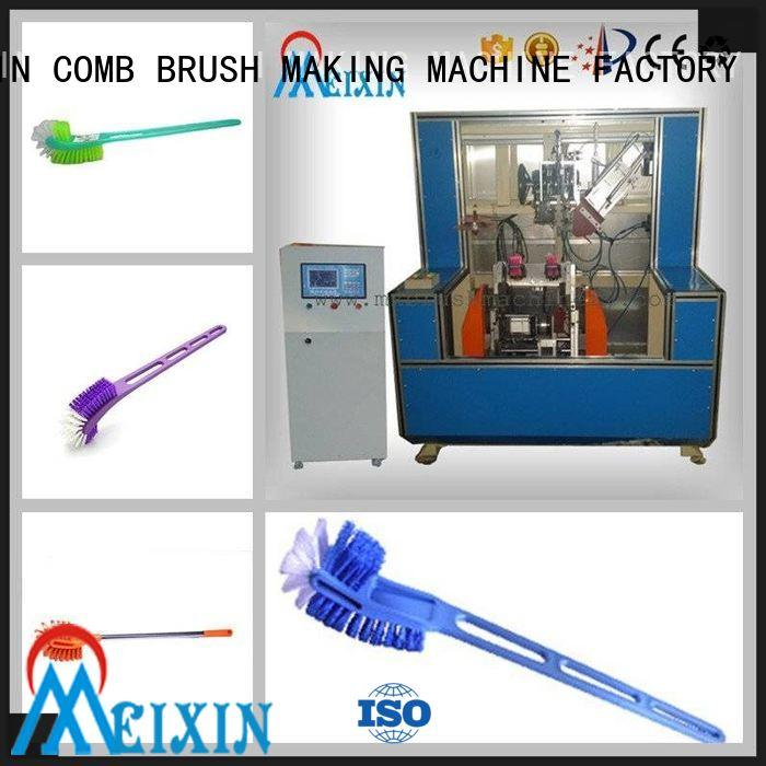 approved broom making equipment from China for toilet brush