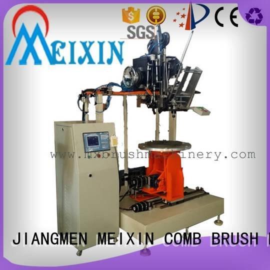machine drilling head MEIXIN brush making machine