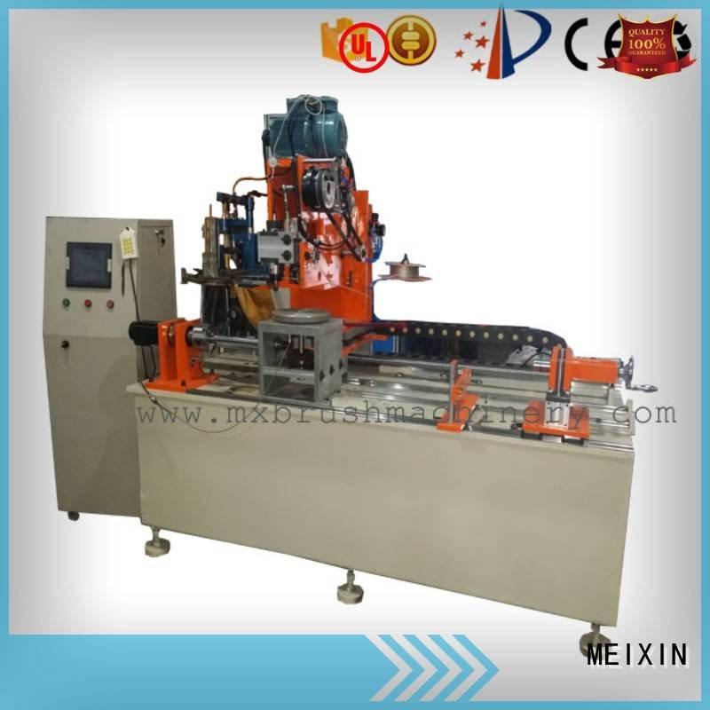drilling machine for MEIXIN brush making machine