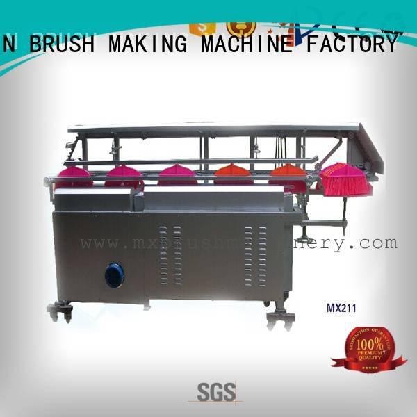 co making MEIXIN trimming machine