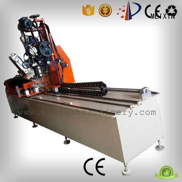 Custom brush making machine for and disc MEIXIN