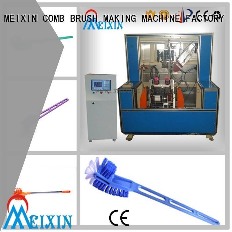 5 Axis Brush Making Machine mx189 broom Brush Making Machine MEIXIN Warranty