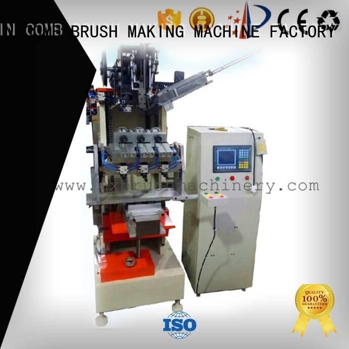 Hot 5 Axis Brush Making Machine drilling Brush Making Machine brush MEIXIN