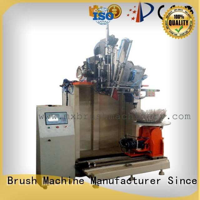 industrial brush making machine MEIXIN Industrial Roller Brush And Disc Brush Machines