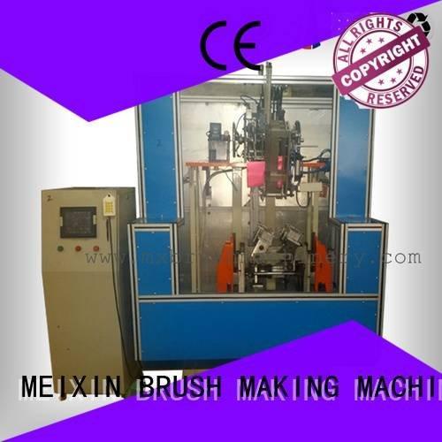 OEM 5 Axis Brush Making Machine making machine broom Brush Making Machine