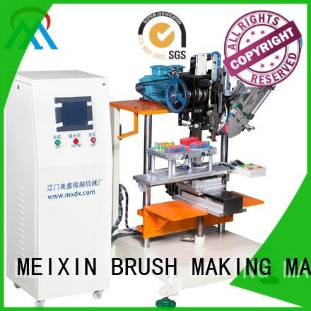 double head Brush Making Machine factory price for industry