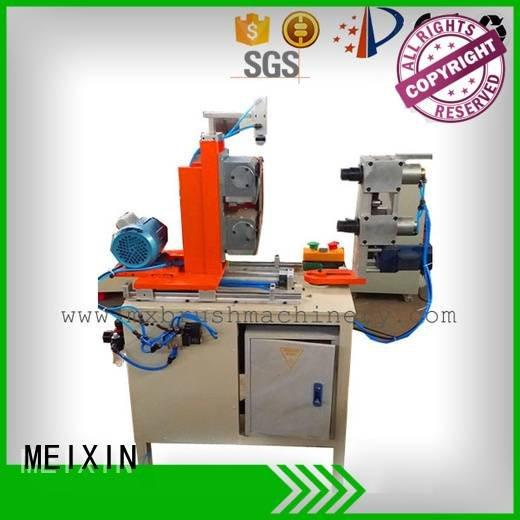 Custom manual trimming machine filament Manual Broom Trimming Machine