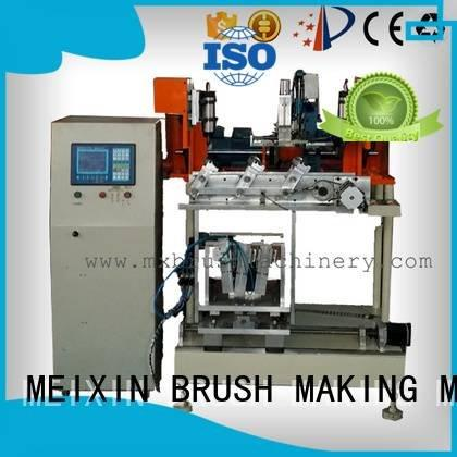 Custom drilling Drilling And Tufting Machine heads 4 Axis Brush Drilling And Tufting Machine