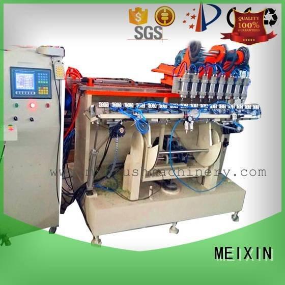 MEIXIN Brand drilling making jade 5 Axis Brush Making Machine
