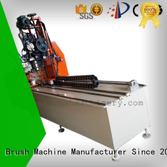 Industrial Roller Brush And Disc Brush Machines disc mxr201 OEM brush making machine MEIXIN