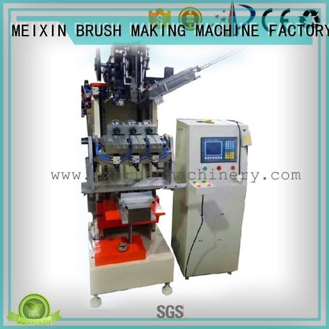 MEIXIN Brand jade axis machine 5 Axis Brush Making Machine