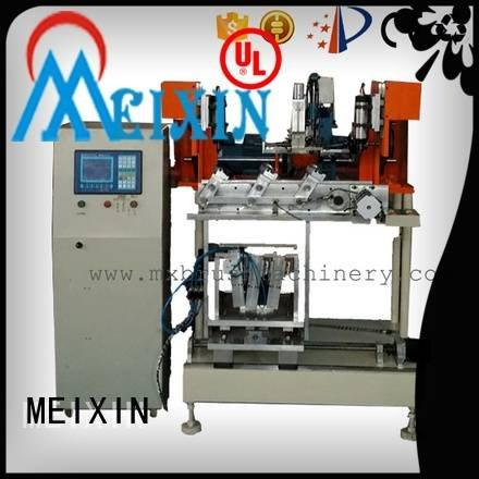 4 Axis Brush Drilling And Tufting Machine drilling and heads tufting