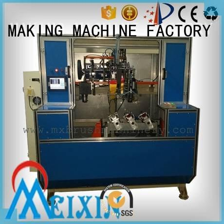 5 Axis Brush Drilling And Tufting Machine brush Brush Drilling And Tufting Machine tufting MEIXIN