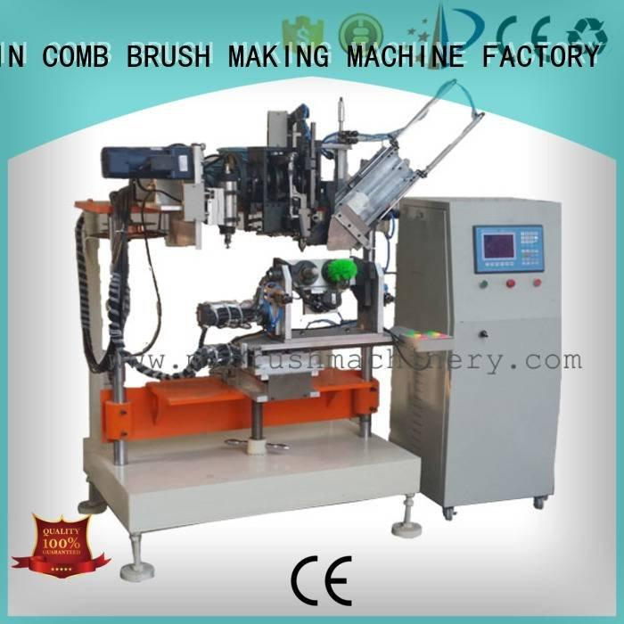 4 Axis Brush Drilling And Tufting Machine drilling Drilling And Tufting Machine MEIXIN