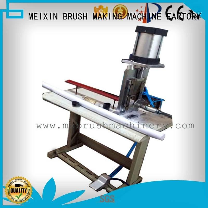 Manual Broom Trimming Machine automatic and OEM trimming machine MEIXIN