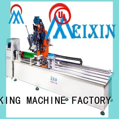 tufting Custom head and brush making machine MEIXIN drilling