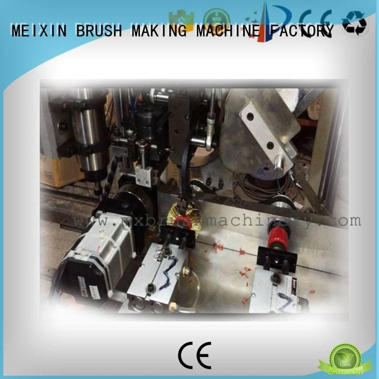 MEIXIN Brush Drilling And Tufting Machine wire making brush machine