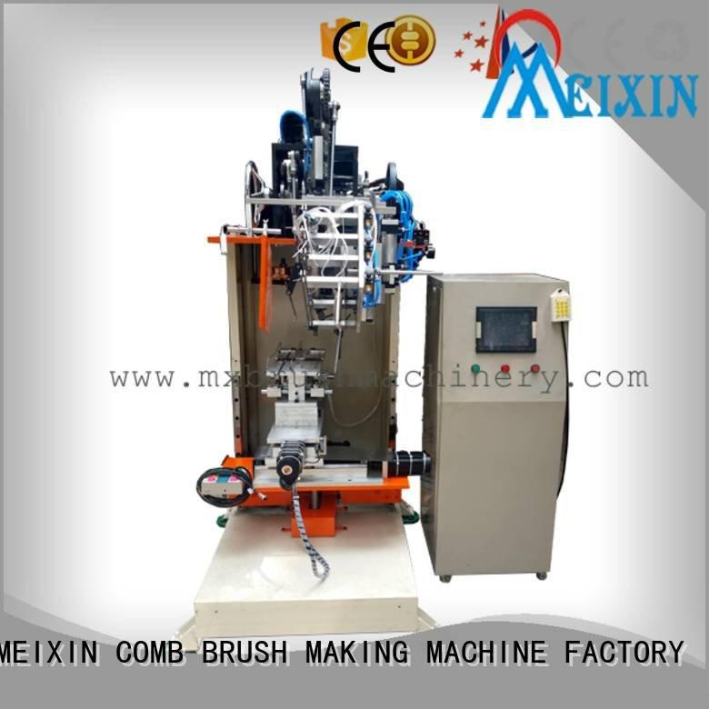 MEIXIN tufting clothes machines brush making machine price broom