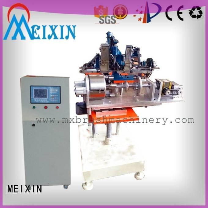 Hot brush making machine manufacturers brushes Brush Making Machine heads MEIXIN
