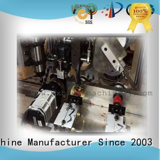 3 Axis Brush Drilling And Tufting Machine making wheel machine axis Bulk Buy