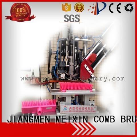 Hot brush making machine price head hot machines MEIXIN Brand