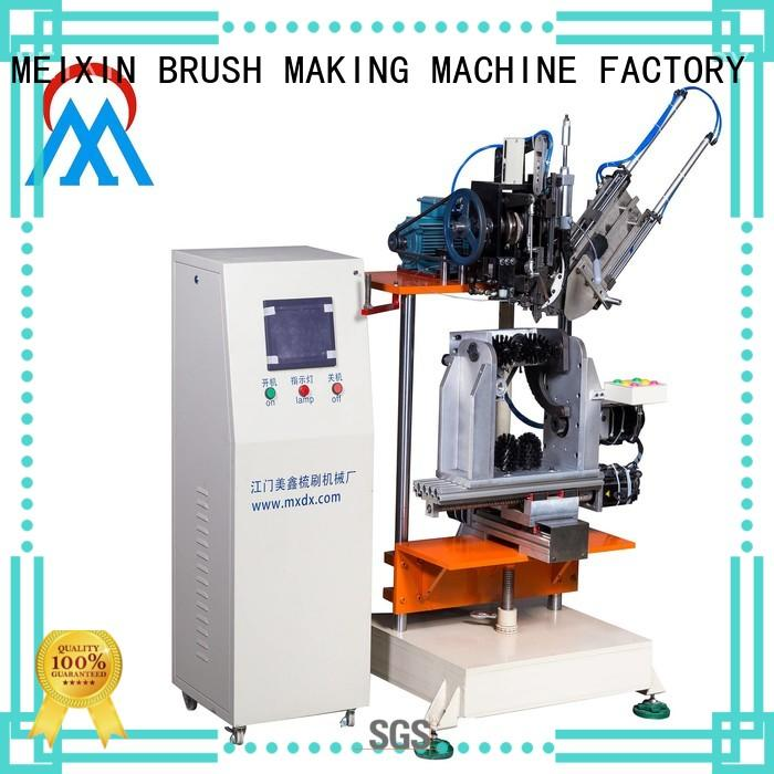 independent motion brush making equipment customized for industrial brush MEIXIN