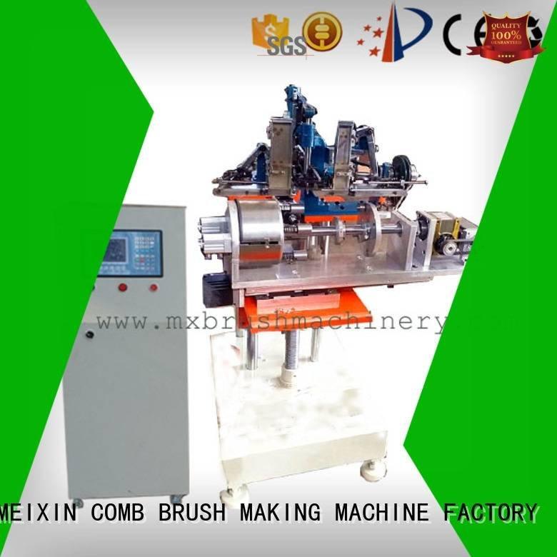 Hot brush making machine manufacturers hair Brush Making Machine making MEIXIN