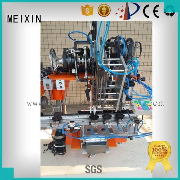 MEIXIN delta inverter Drilling And Tufting Machine from China for bristle brush