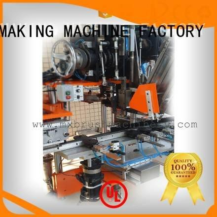 wire mx208 tufting heads MEIXIN cnc brush tufting machine