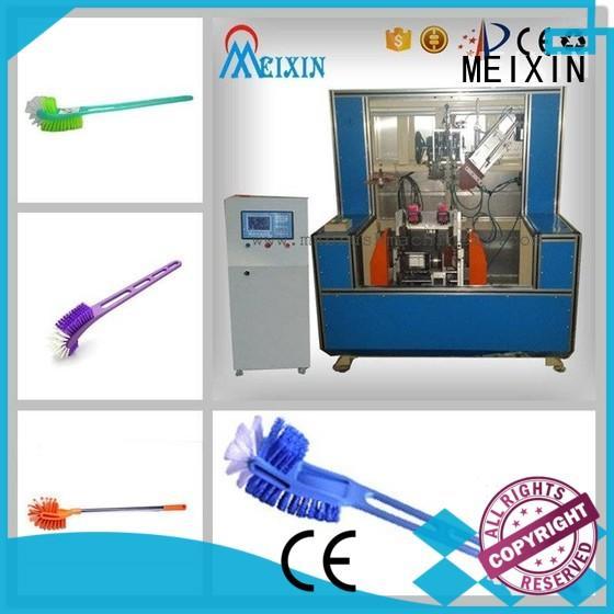 MEIXIN 220V broom making equipment directly sale for toilet brush