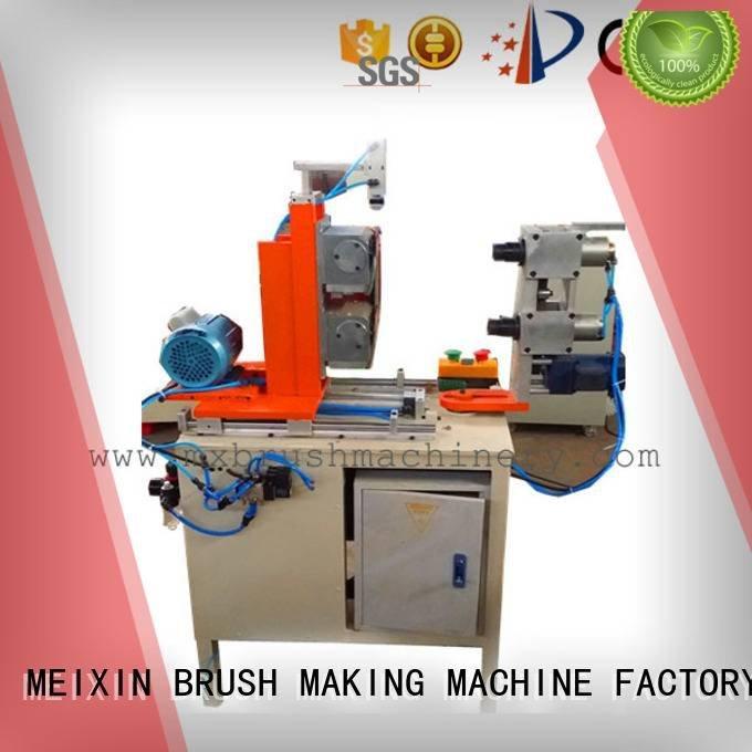 Manual Broom Trimming Machine automatic MEIXIN Brand trimming machine