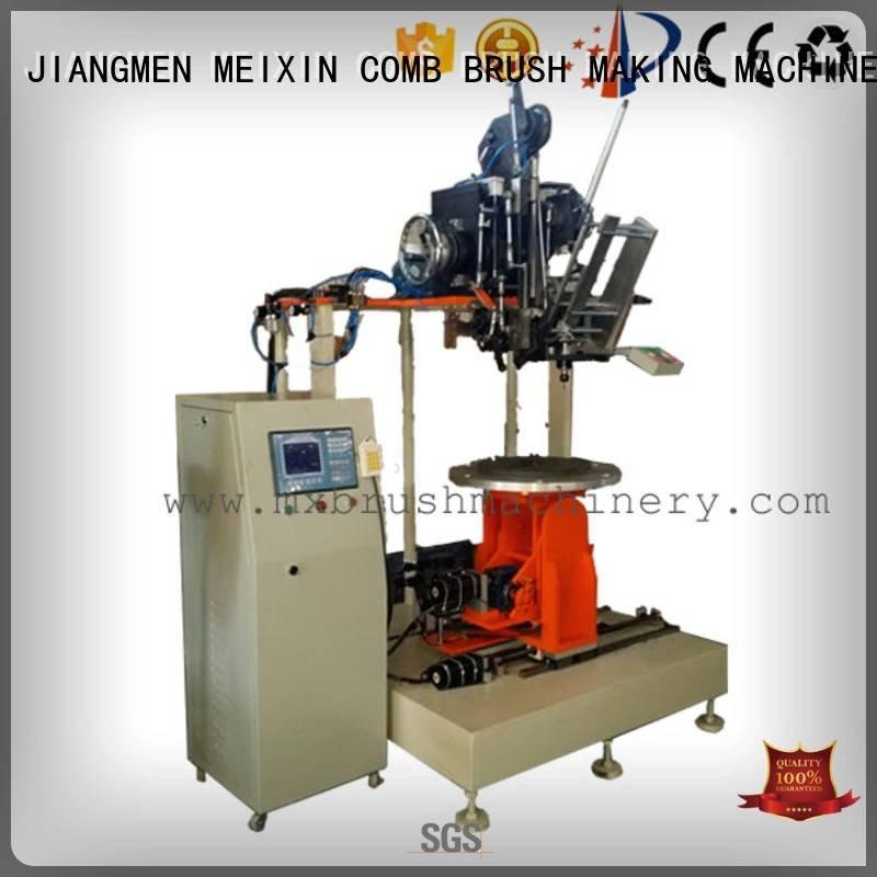 disc brush axis MEIXIN brush making machine