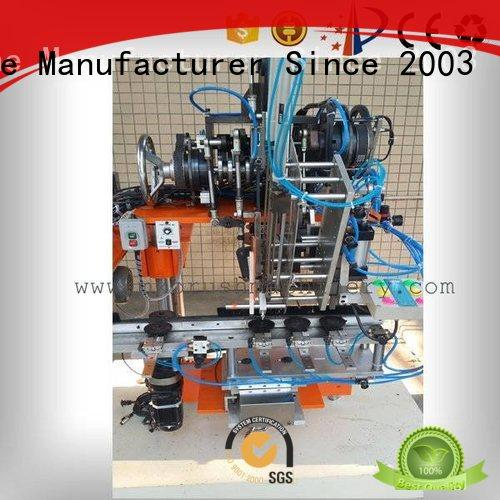 MEIXIN Drilling And Tufting Machine directly sale for PET brush