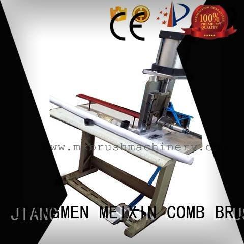trimming 001 pneunatic MEIXIN Manual Broom Trimming Machine