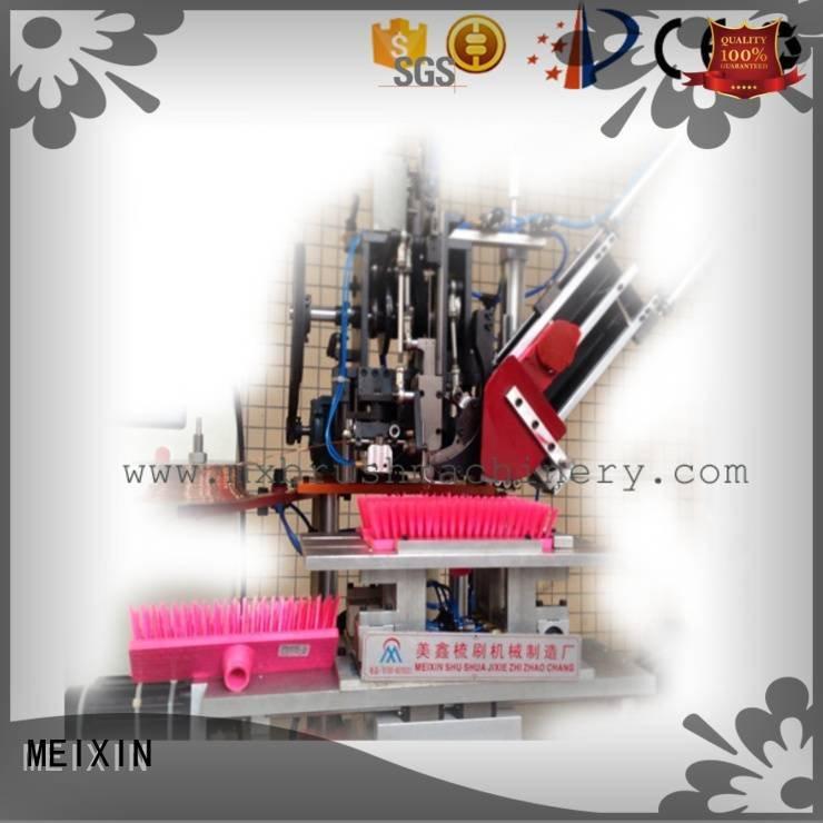 MEIXIN Brand clothes brush making machine price snow machines