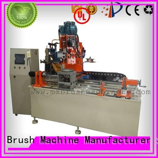 Quality Industrial Roller Brush And Disc Brush Machines MEIXIN Brand tufting brush making machine