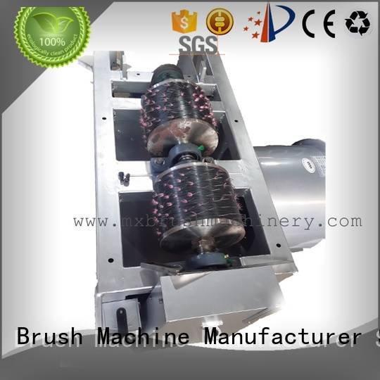 Hot Manual Broom Trimming Machine cutting broom pneunatic MEIXIN Brand