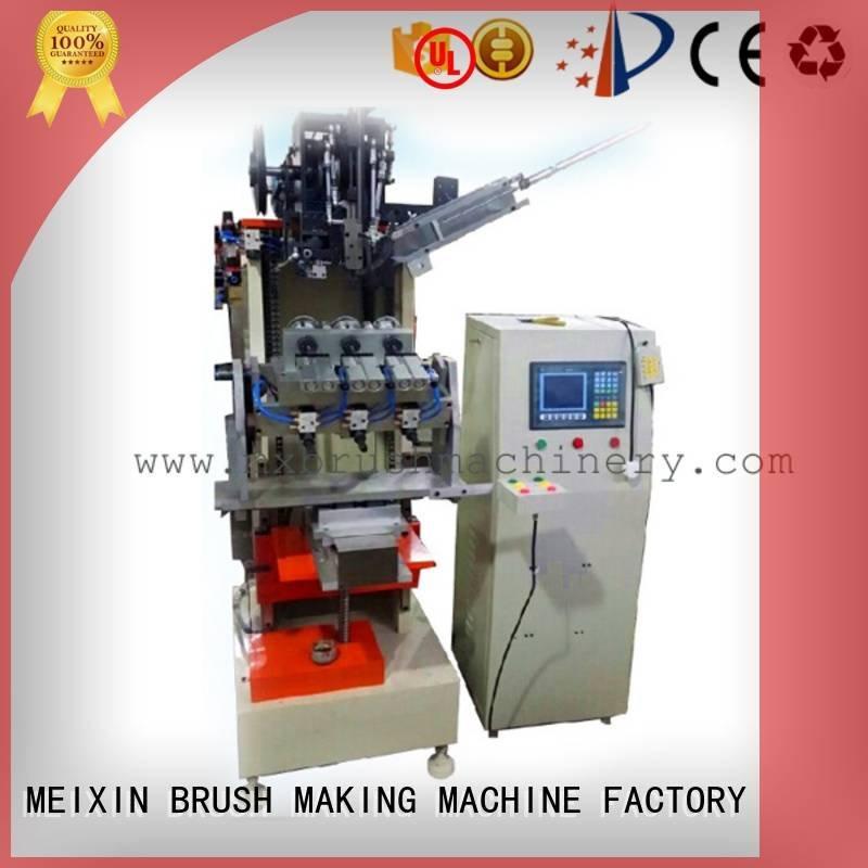 MEIXIN hockey Brush Making Machine brush mx189
