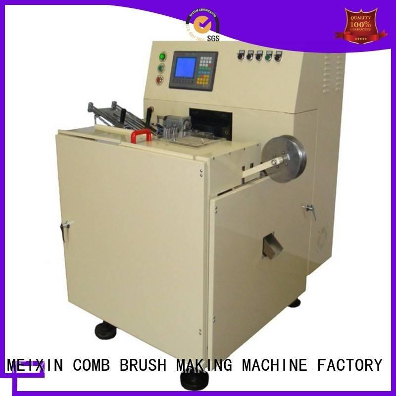 mx181 toothbrush mxs184 jade MEIXIN brush making machine for sale