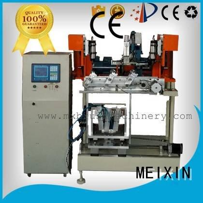 drilling machine MEIXIN 4 Axis Brush Drilling And Tufting Machine