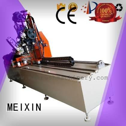 MEIXIN Brand industrial for and Industrial Roller Brush And Disc Brush Machines