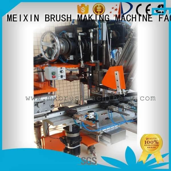 Custom mx208 Drilling And Tufting Machine mx cnc brush tufting machine
