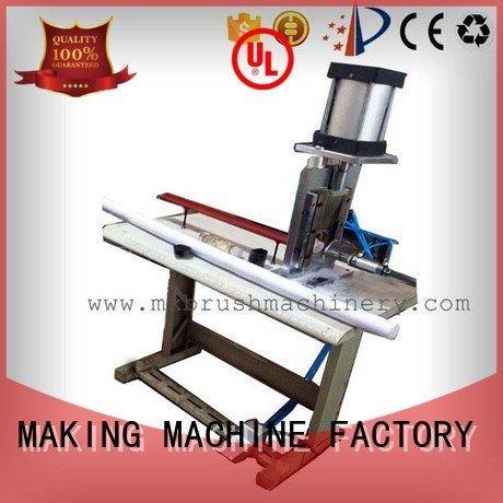 jhadu filament making MEIXIN Manual Broom Trimming Machine