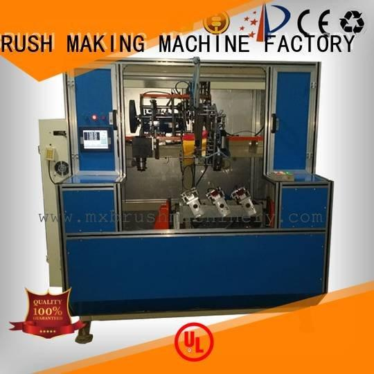 OEM 5 Axis Brush Drilling And Tufting Machine ttufting broom tufting Brush Drilling And Tufting Machine