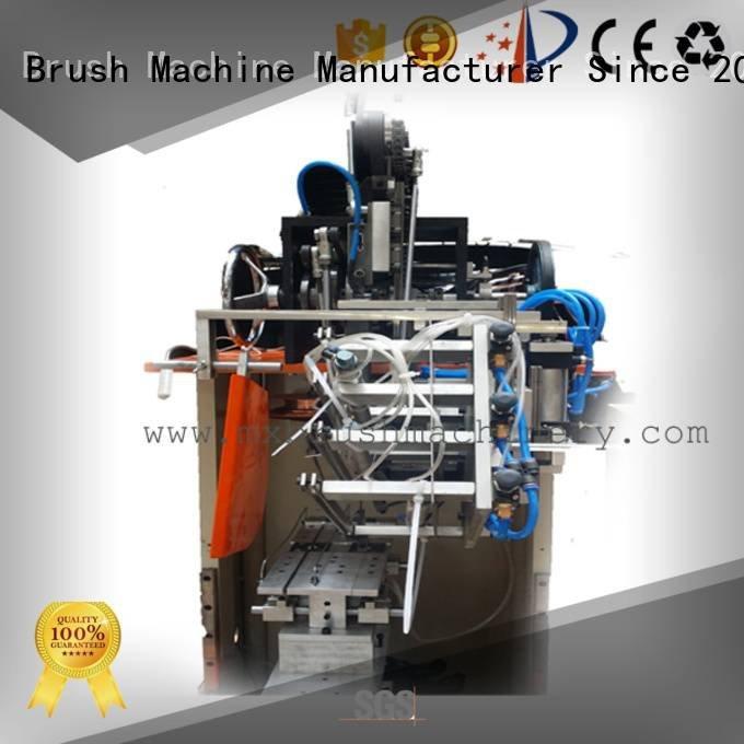MEIXIN brush making machine for sale axis hockey tufting brush