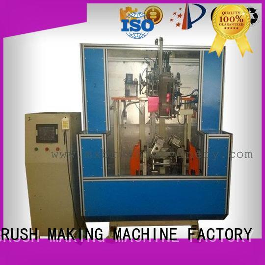 approved broom making equipment directly sale for industrial brush