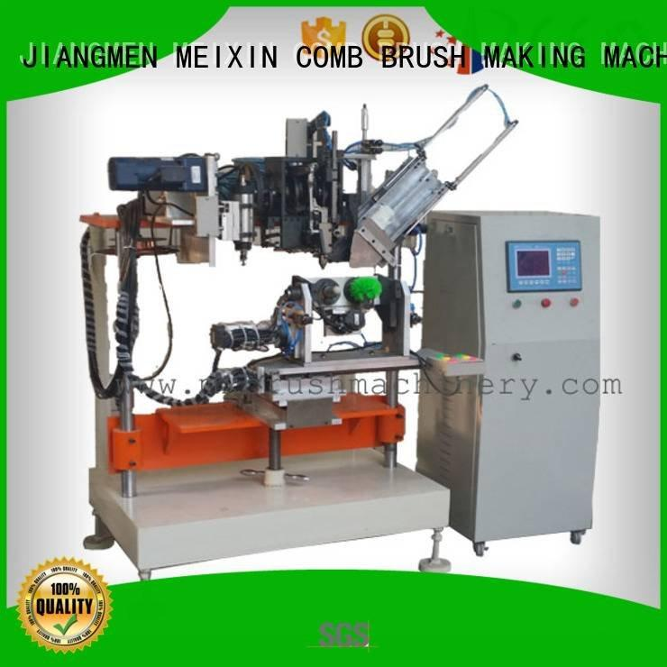 axis Drilling And Tufting Machine MEIXIN 4 Axis Brush Drilling And Tufting Machine