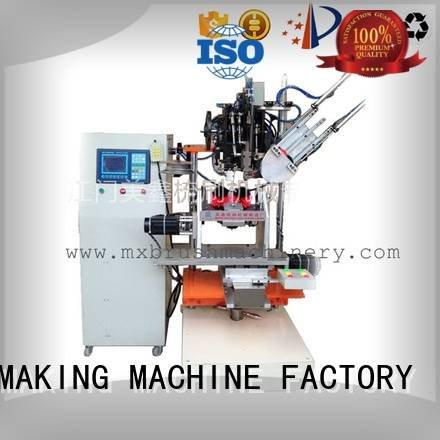 MEIXIN brush making machine for sale axis jade head