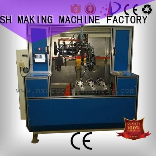 ttufting broom MEIXIN Brush Drilling And Tufting Machine
